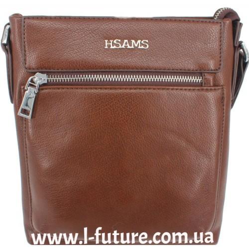 Мужская сумка Арт. 6815-2 Цвет Коричневый ID-681