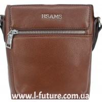Мужская сумка Арт. 6815-1 Цвет Коричневый