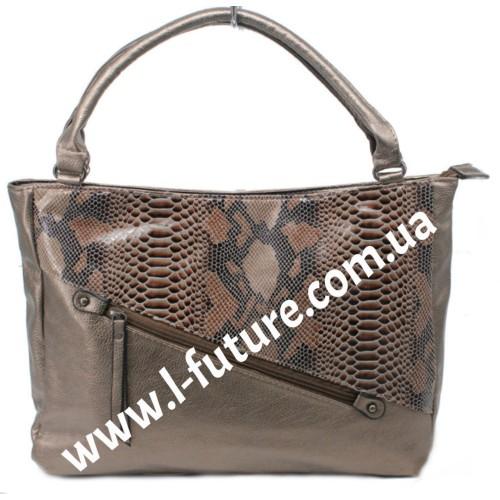 Женская сумка Арт. F-2742 Цвет Бронза