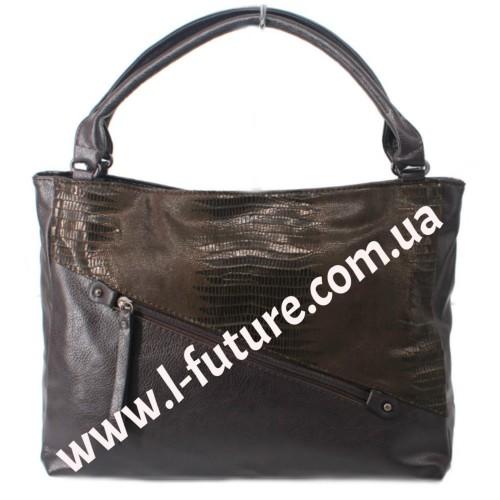 Женская сумка Арт. F-2742 Цвет Коричневый
