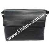 Мужская сумка арт. 713 Цвет Чёрный