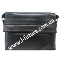 Мужская сумка арт. 613-2 Цвет Чёрный