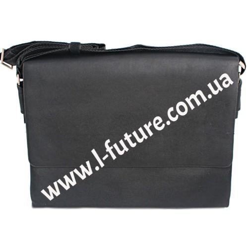 Мужская сумка арт.558-3 Цвет Чёрный ID-405