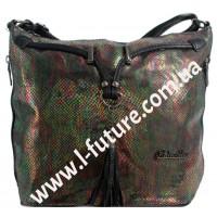 Женская сумка Лазерка Арт. 840 Цвет Зелёный