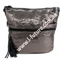 Женская Сумка Арт. 908-5 Цвет Серебро