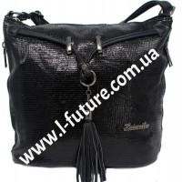 Женская Сумка 840-5 Цвет Чёрный