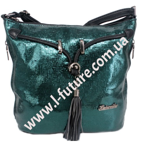 Женская Сумка 840-5 Цвет Зелёный