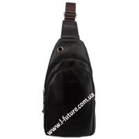 Мужская сумка через плечо Арт. 3620 Цвет Коричневый