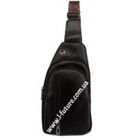 Мужская сумка через плечо Арт. 3621 Цвет Коричневый