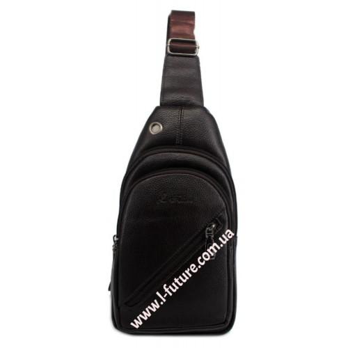 Мужская сумка через плечо Арт. 3622 Цвет Коричневый