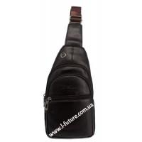 Мужская сумка через плечо Арт. 3625 Цвет Коричневый