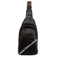 Мужская сумка через плечо Арт. 3626 Цвет Коричневый