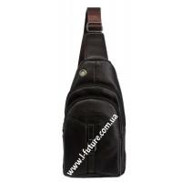 Мужская сумка через плечо Арт. 3629 Цвет Коричневый