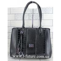 Женская Сумка Арт. 5005 Цвет Чёрный