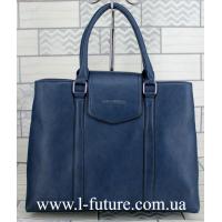 Женская Сумка Арт. F 8146 Цвет Синий