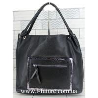Женская Сумка Арт. F-8076 Цвет Чёрный