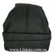 Мужская сумка через плечо Арт. 6925 Цвет Чёрный