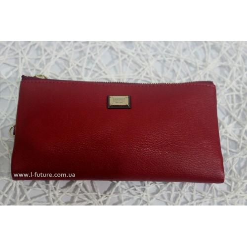 Кошелёк Арт. 88059 Цвет Бардовый ID-168