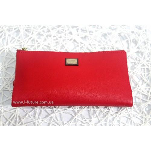 Кошелёк Арт. 88059 Цвет Красный ID-167