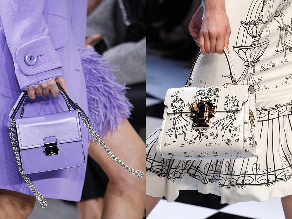 сумки в тон одежды